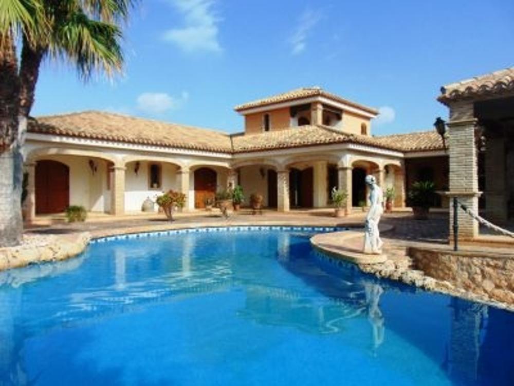 orihuela costa alicante villa foto 3825142