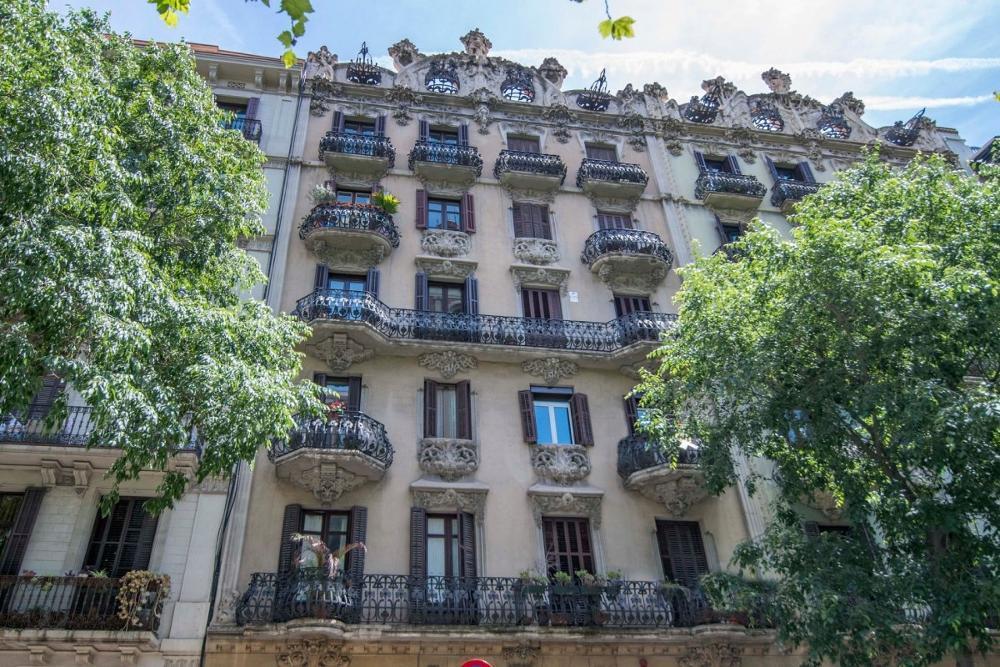 eixample-esquerra baixa de l'eixample barcelona piso foto 3818574