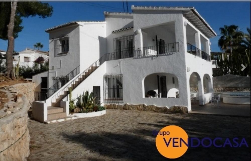 moraira alicante villa foto 3829471