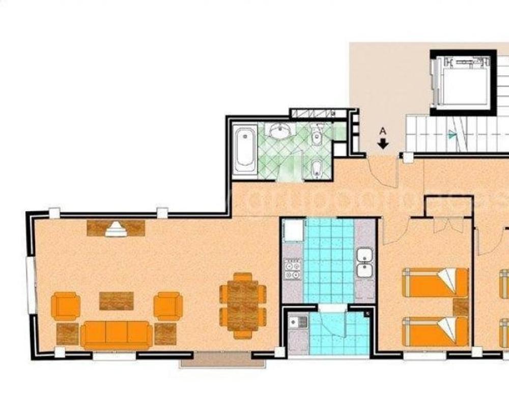 orba alicante lägenhet foto 3837031