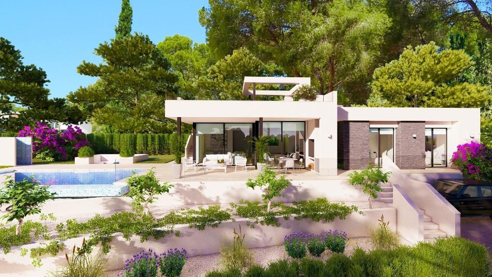 benissa alicante villa foto 3828817