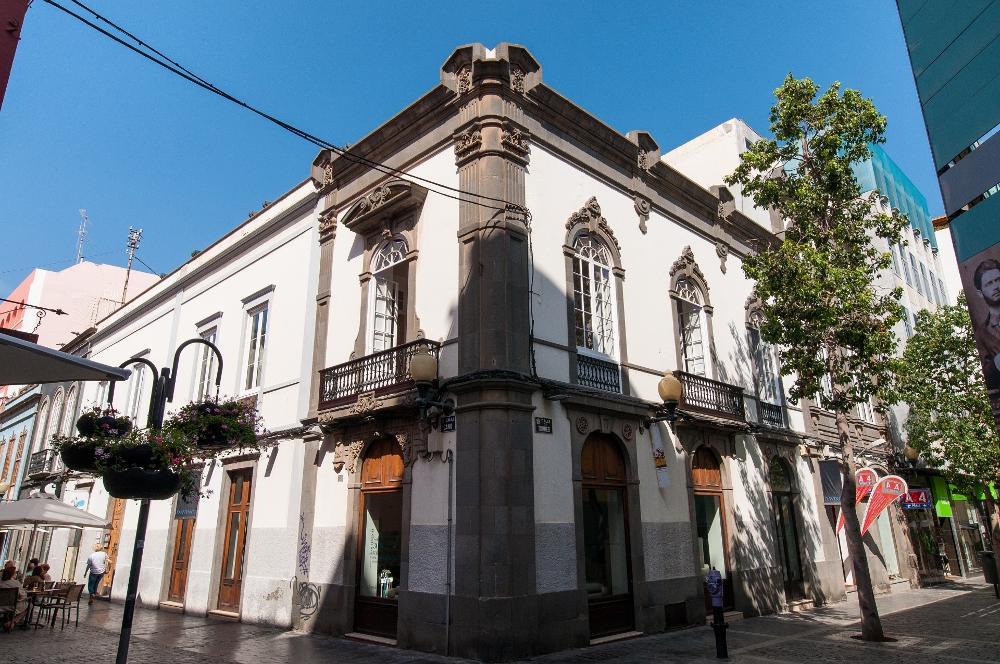 ciudad alta gran canaria villa foto 3841840