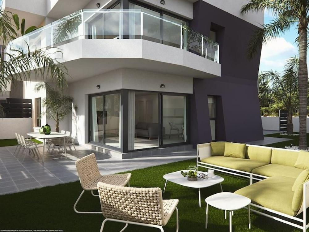 mil palmeras alicante huis foto 3846494