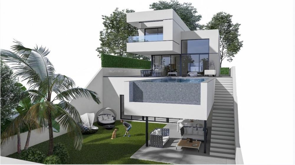 polop alicante villa foto 3846463