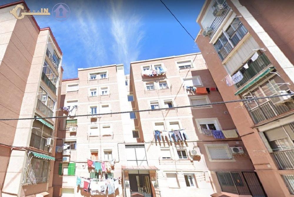ciudad lineal-pueblo nuevo y ascao madrid lägenhet foto 3839551