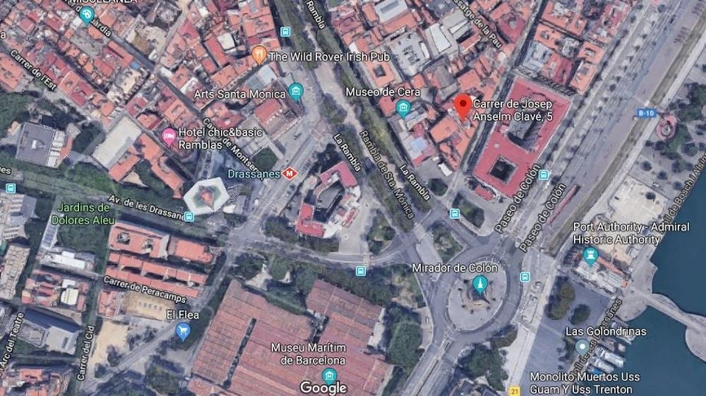 ciutat vella-gòtic barcelona lägenhet foto 3840005