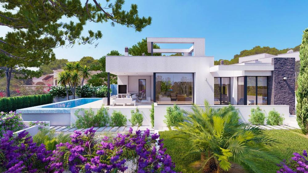 benissa alicante villa foto 3828816
