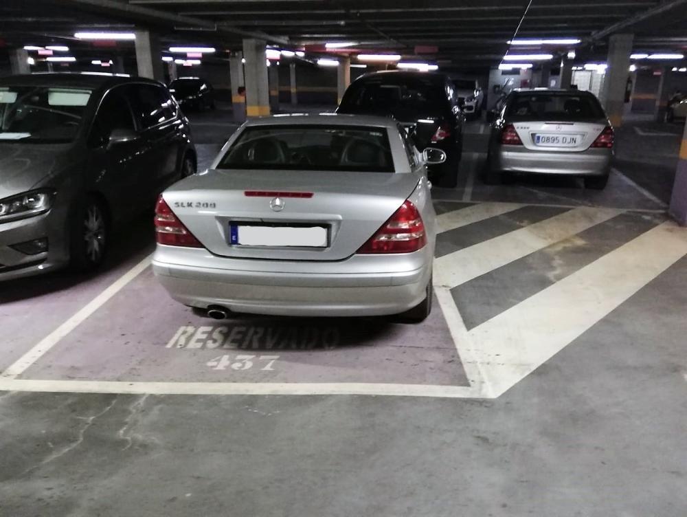 puerto chico cantabria parking foto 3840395