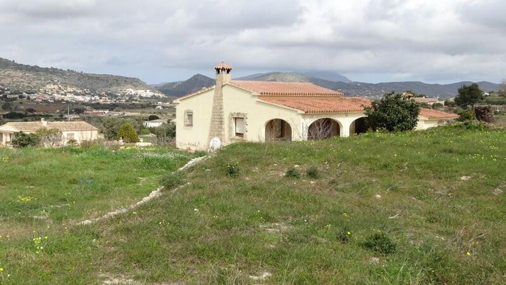 benissa alicante boerderij foto 3839279