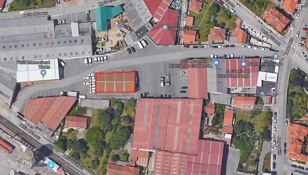 torrelavega cantabria industrial unit foto 3845606