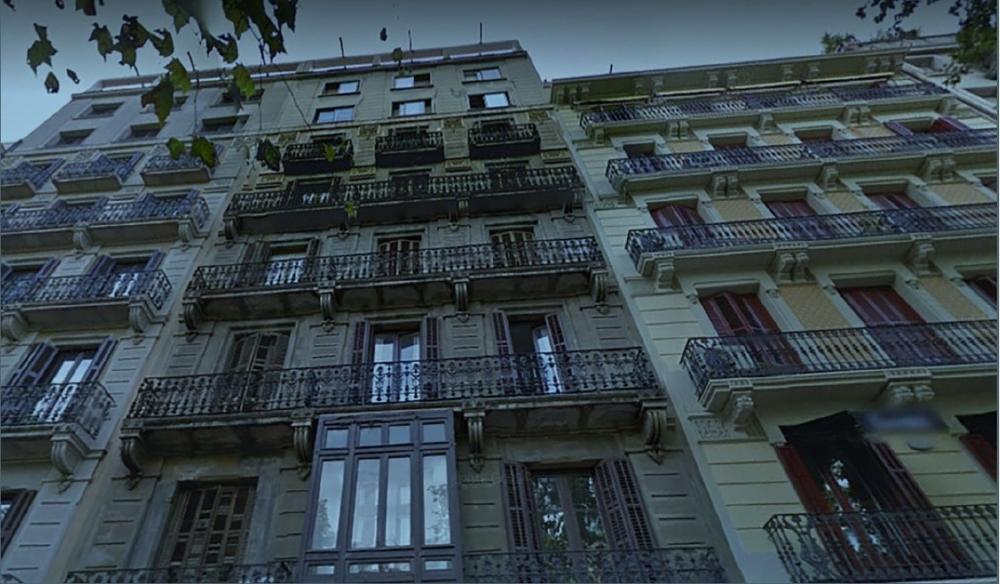 eixample-esquerra baixa de l'eixample barcelona edificio foto 3838451