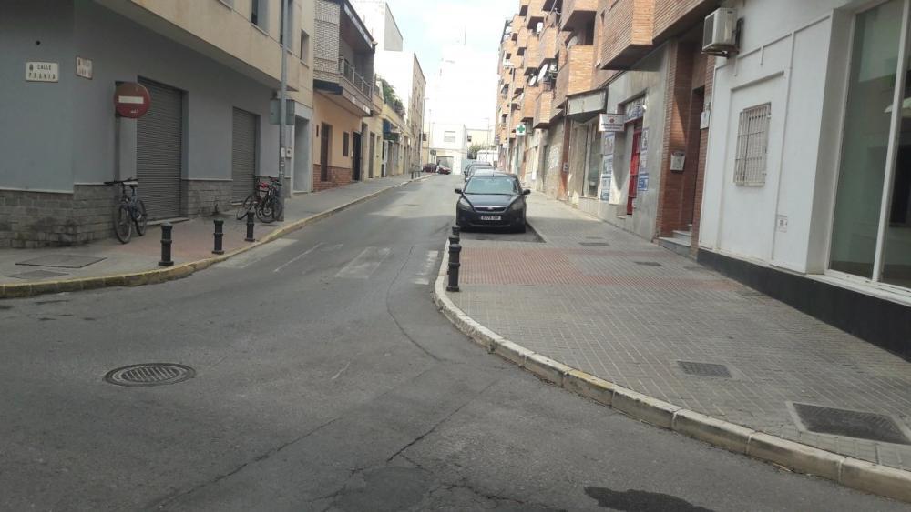 el ejido almería parking photo 3846328
