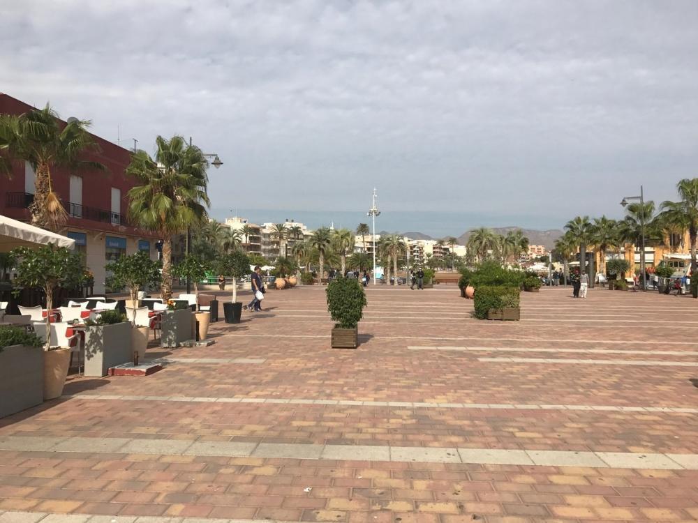 puerto de mazarrón murcie parking photo 3831144