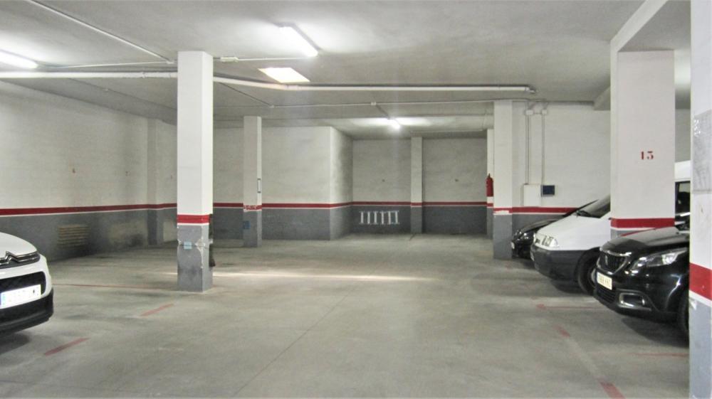 carinyena castellón parkering foto 3845491