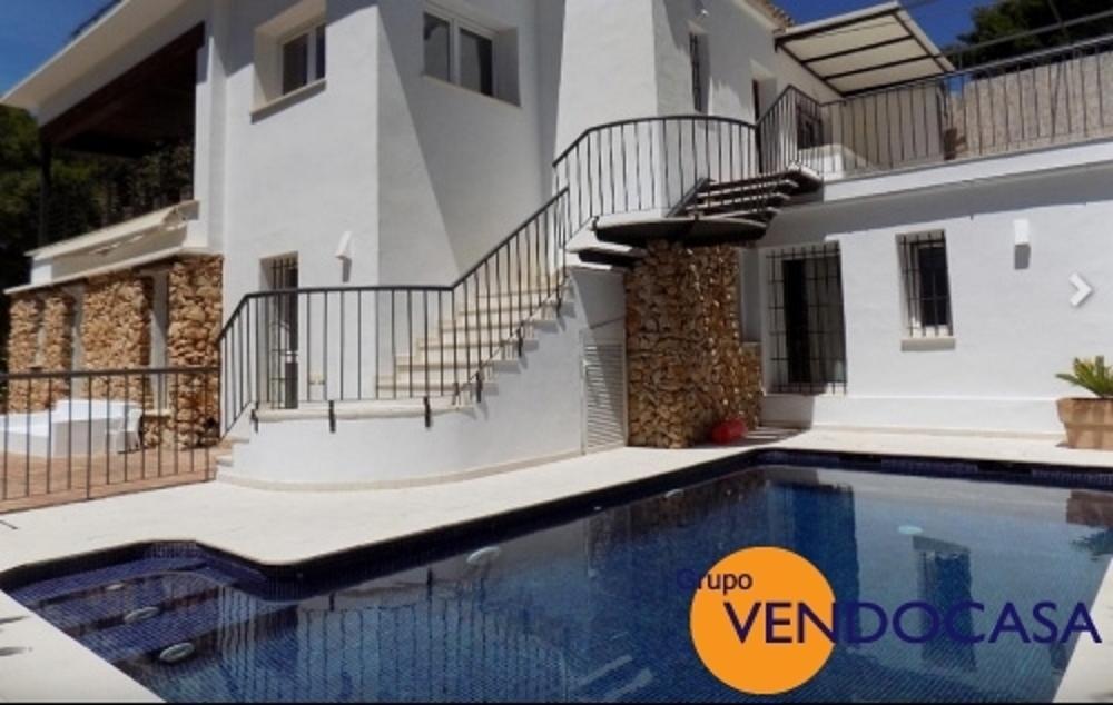 moraira alicante villa foto 3830089