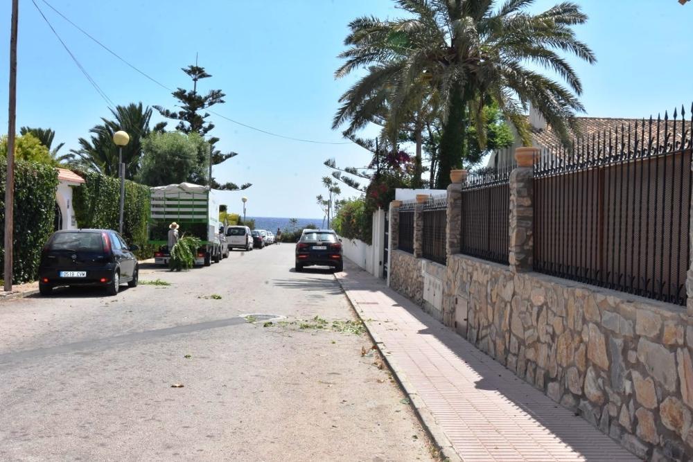 mazarrón murcia hus på landet foto 3840765