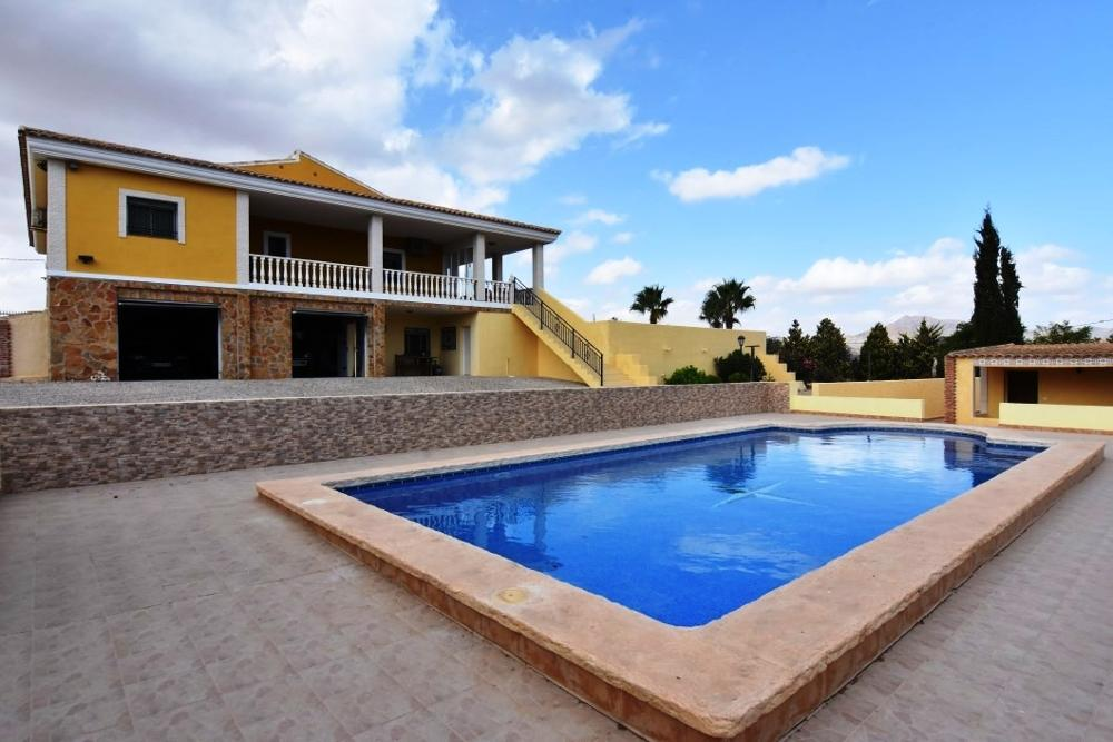 mazarrón murcia hus på landet foto 3840757