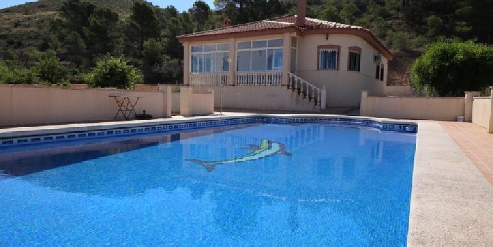 hondón de los frailes alicante Villa foto 3826592