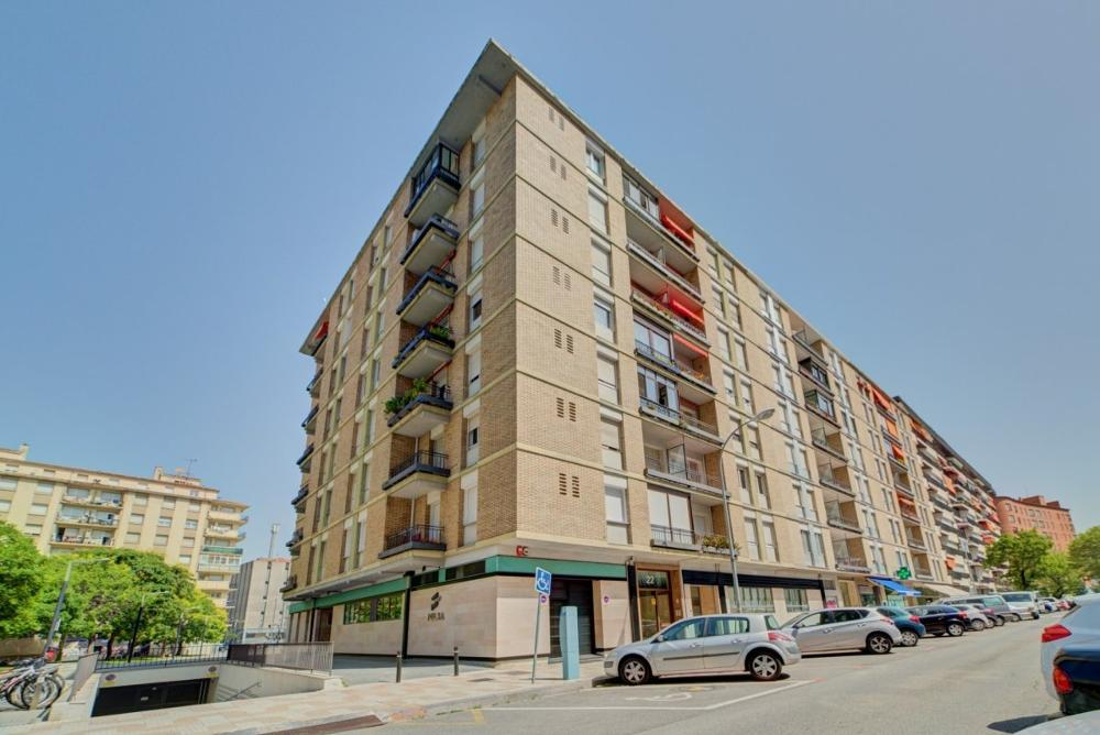 ermitagaña navarra lägenhet foto 3845030