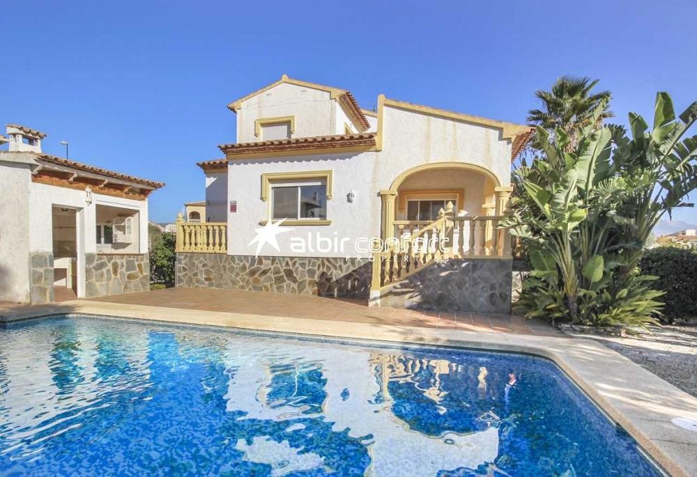 la nucia alicante Villa foto 3847691
