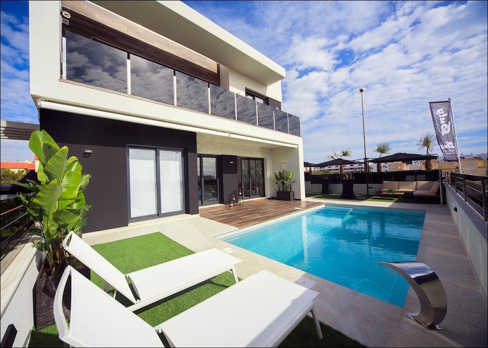 orihuela costa alicante villa foto 3847250