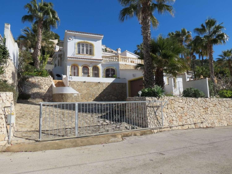 for sale villa moraira alicante 1