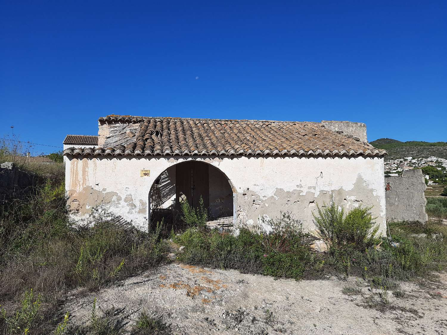 for sale country house benitachell alicante 1