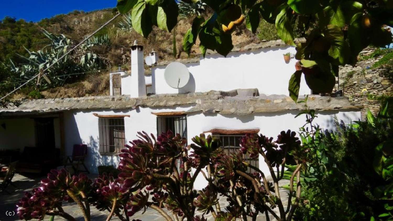 órgiva granada hus på landet foto 4171889