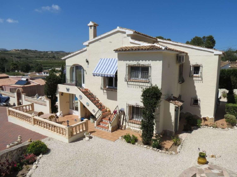 moraira alicante villa foto 4205528