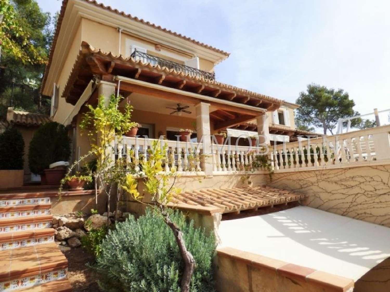 costa d'en blanes majorca villa foto 4203003