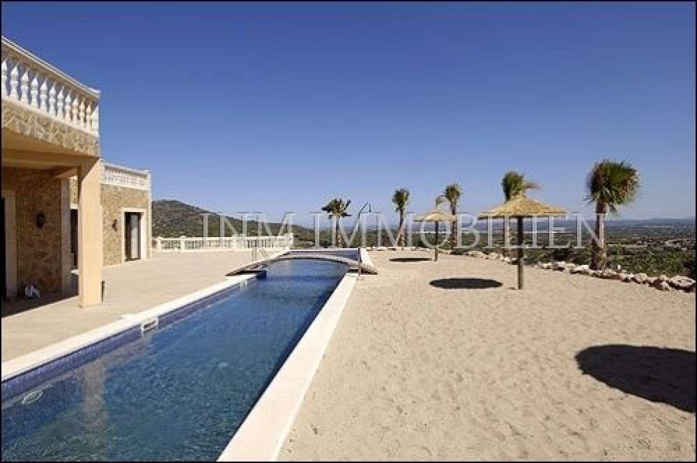 alaró mallorca hus på landet foto 4269835