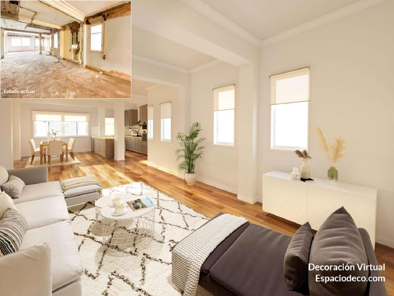 l'eixample la gran via valencia piso foto 4307005