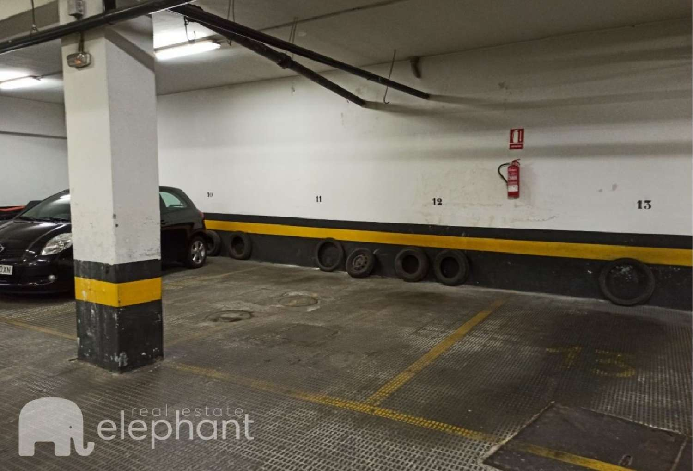 chamberí-trafalgar madrid aparcamiento foto 4277745