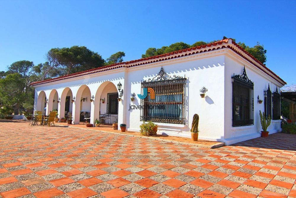 moraira alicante villa foto 3867471