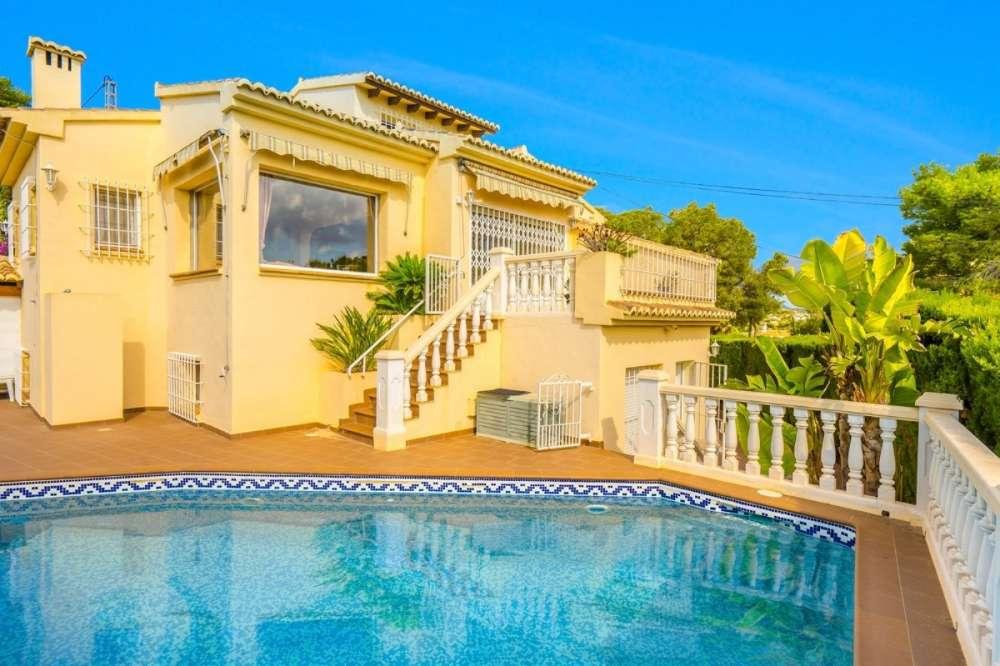 moraira alicante villa foto 3864869