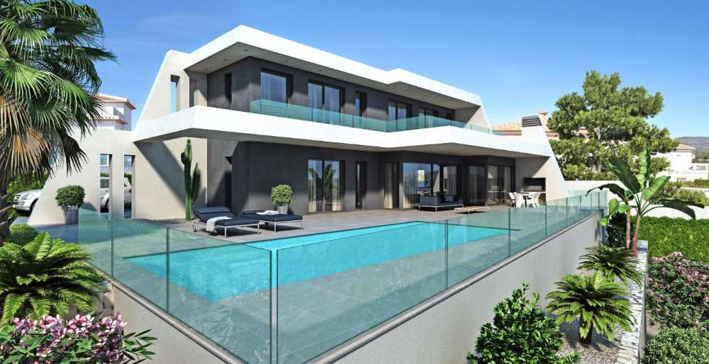 moraira alicante villa foto 3865271