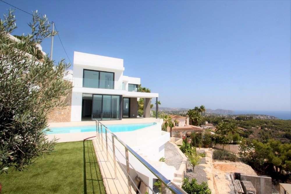 benissa alicante villa foto 3865140