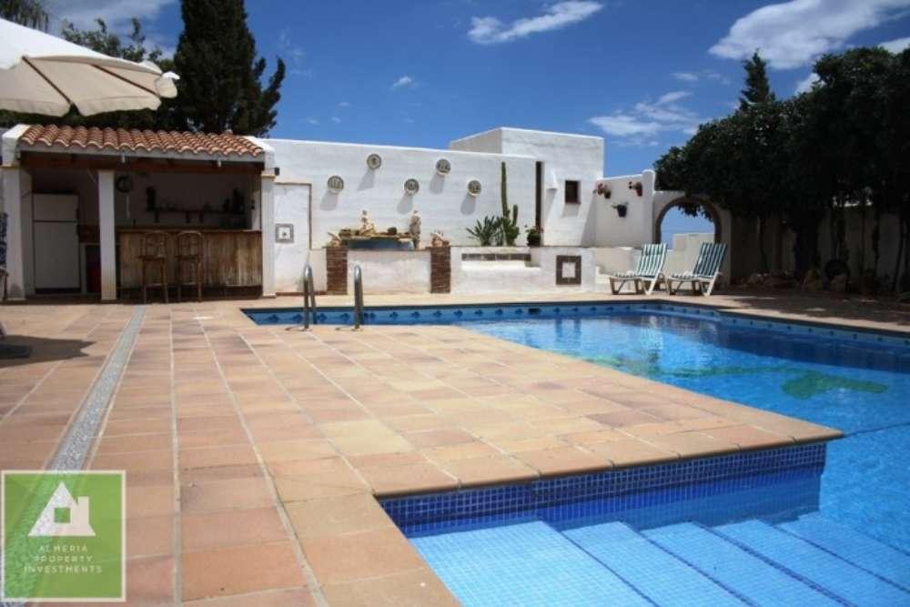 mojácar almería villa foto 3869726