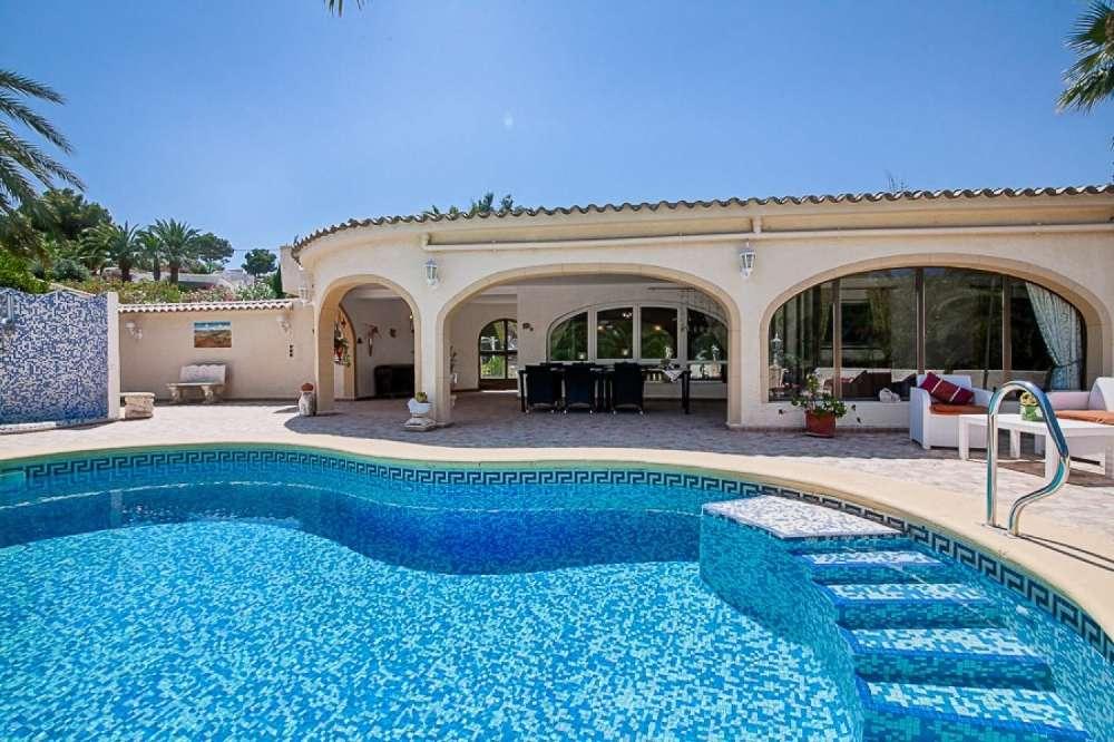 moraira alicante villa foto 3873482