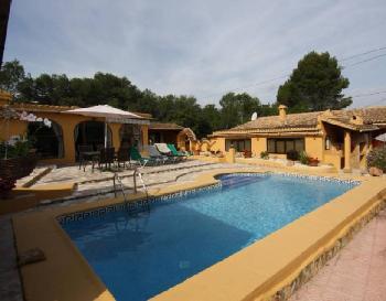 jalón alicante villa foto 3875935