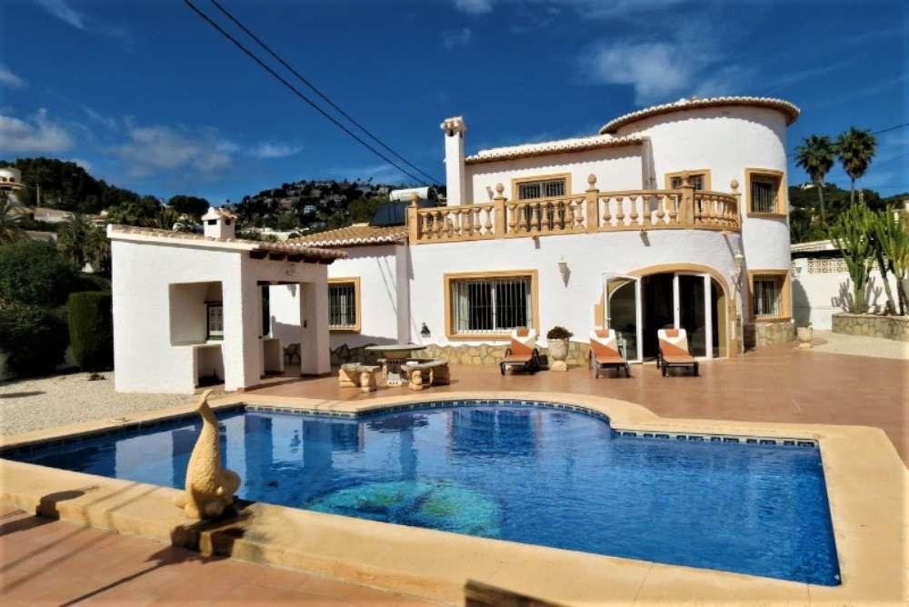 benissa alicante villa foto 3873483