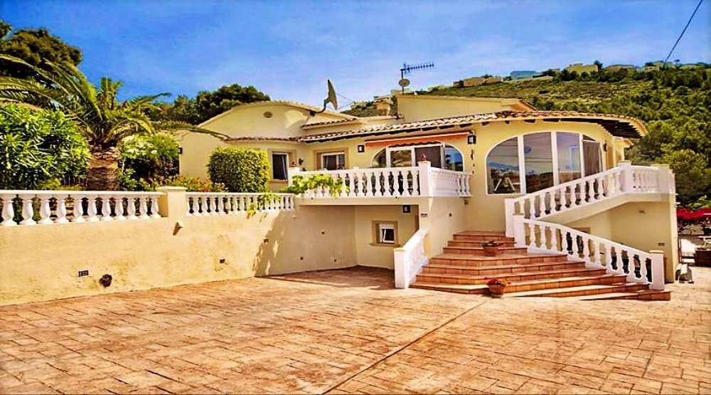 moraira alicante villa foto 3874843