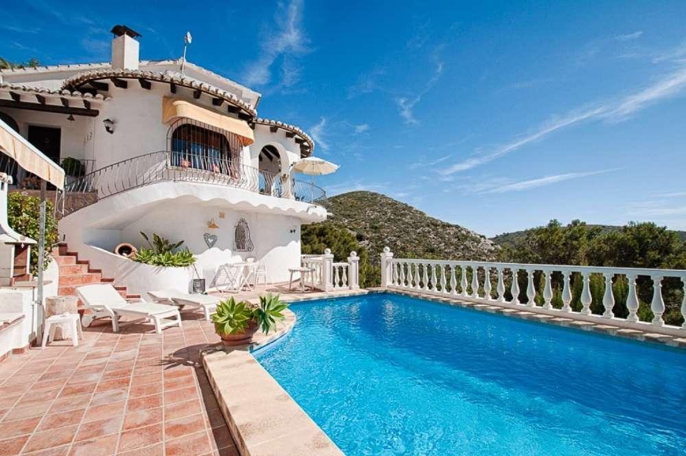 moraira alicante villa foto 3873481