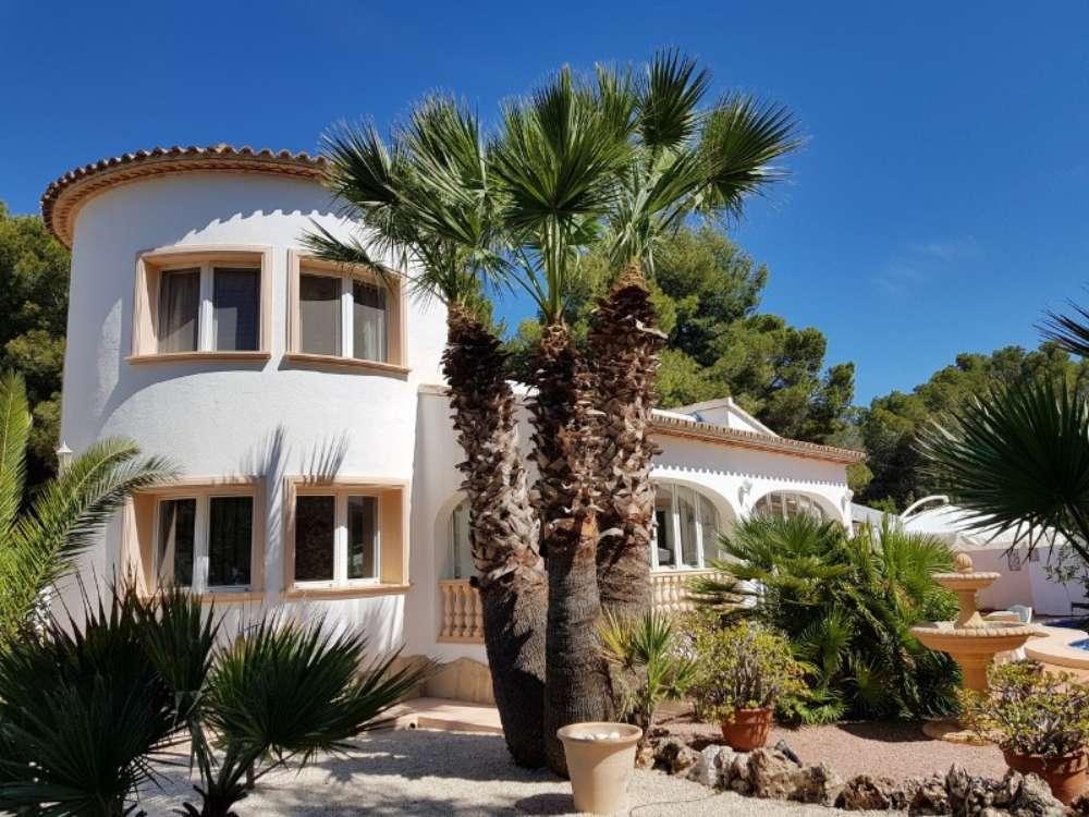 benissa alicante huis foto 3873485
