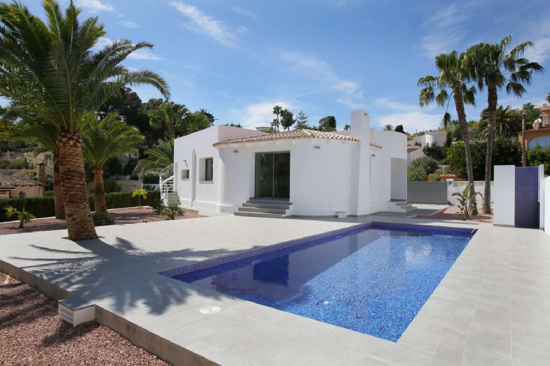 benissa alicante villa foto 3876220