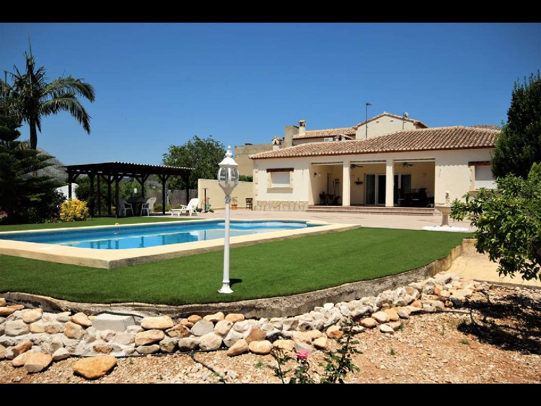 el aspre alicante hus på landet foto 3876951