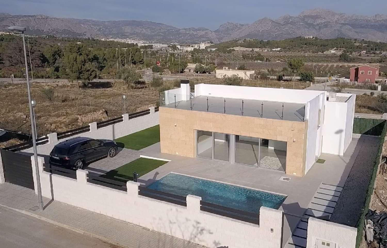 polop alicante villa foto 3876864