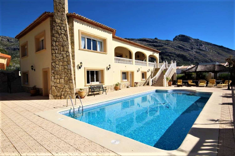 benigembla alicante villa foto 3876949