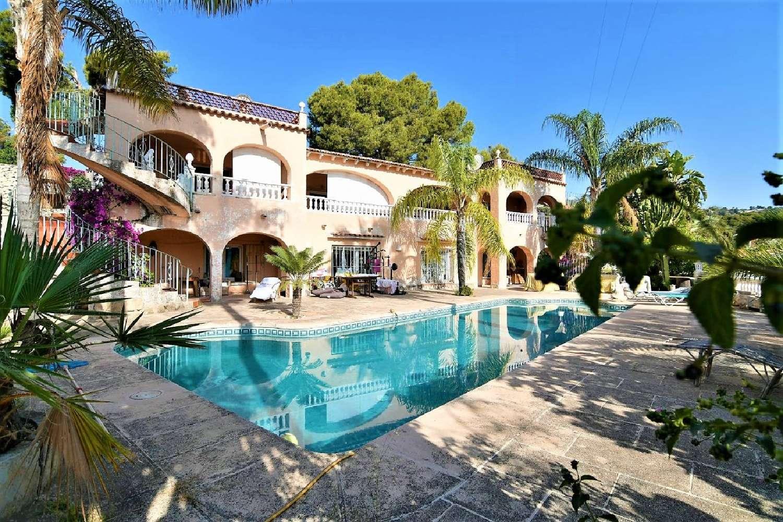 benissa alicante villa foto 3884323