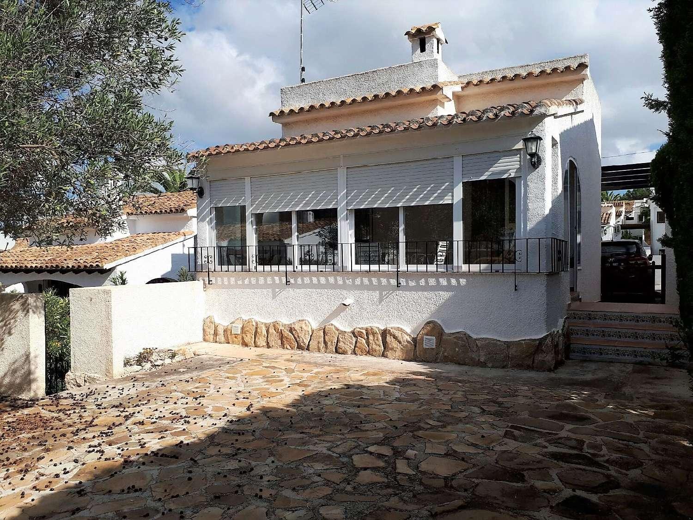 moraira alicante villa foto 3884214